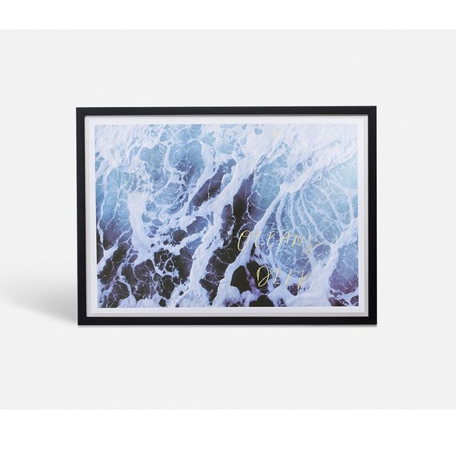 Blacklist Studio Oceans Deep Print