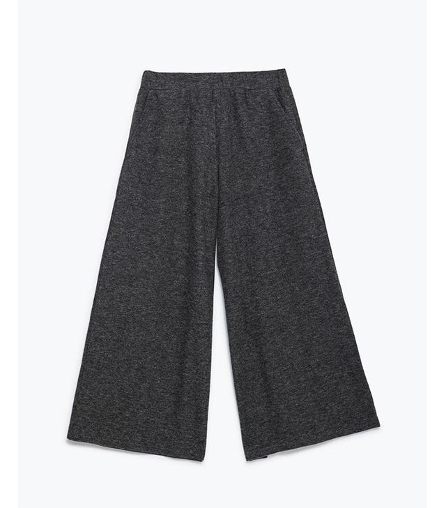 Zara Cropped Trousers