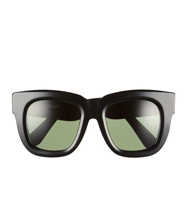 Acne Studios Library Square Sunglasses