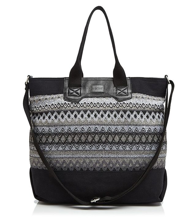 Toms Sweater Felt City Tote