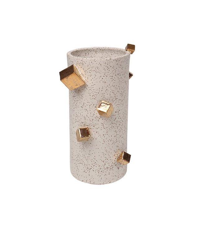 Kelly Wearstler Pyrite Vase Small