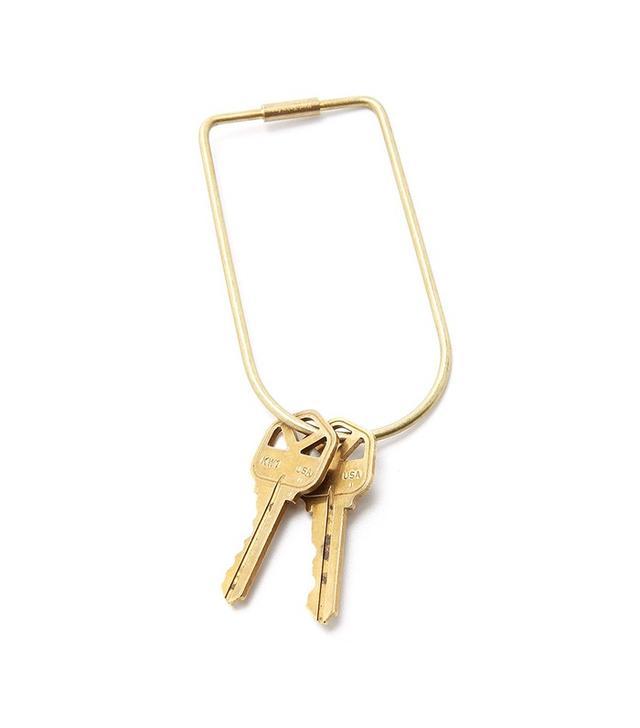 Areaware Bend Key Ring