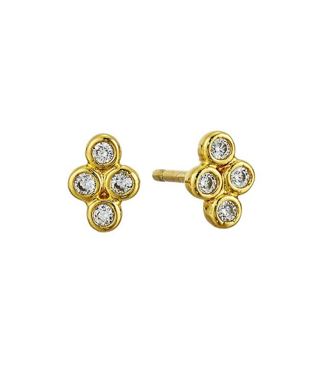 Gorjana Lucia Stud Earrings