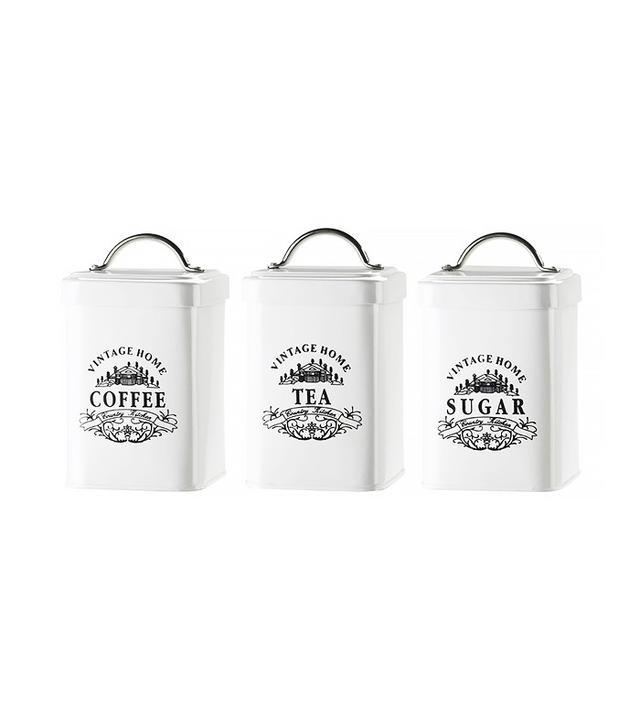 Amici Vintage Home Metal Jar