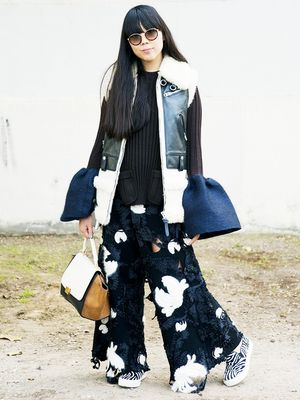 Not the Dress Type? 12 Festive Pants to Try Instead