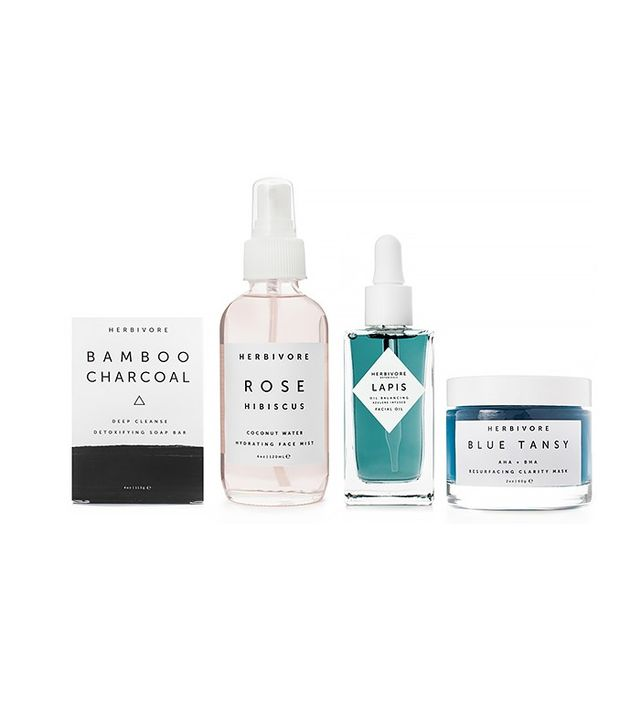 Herbivore Botanicals Ultimate Skin Care Collection for Oily / Combination Skin
