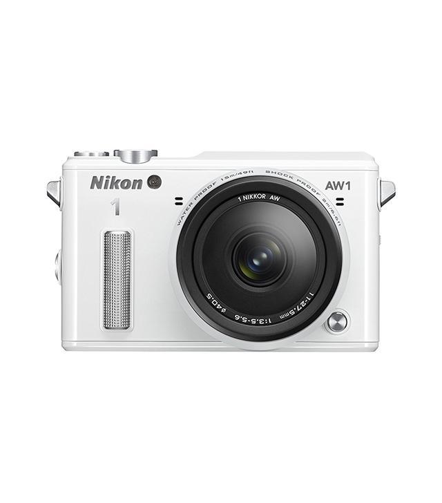 Nikon AW1 Waterproof, Shockproof Digital Camera