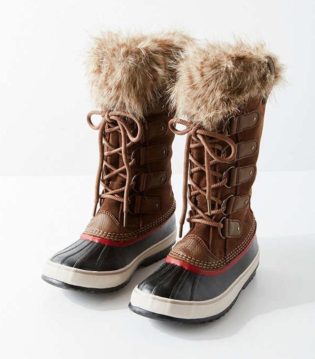 Sorel Joan of Arctic Suede Boot