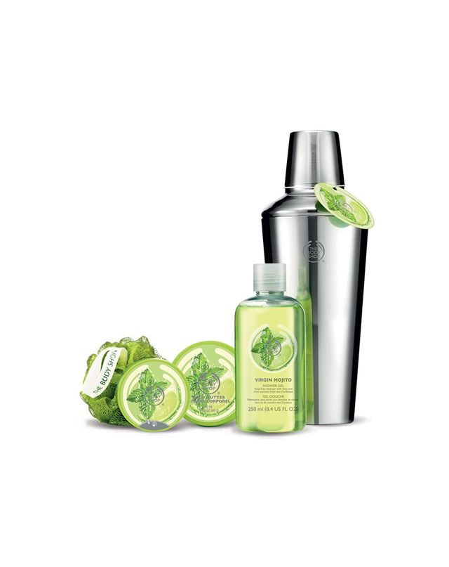 The Body Shop Virgin Mojito Happy Hour Collection