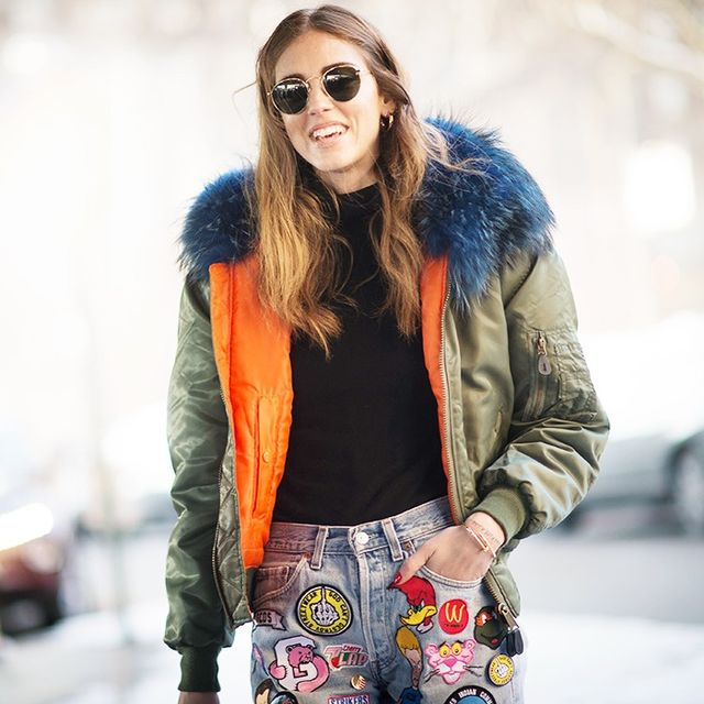 Meet the Jacket Chiara Ferragni, Olivia Palermo, and More Are Loving