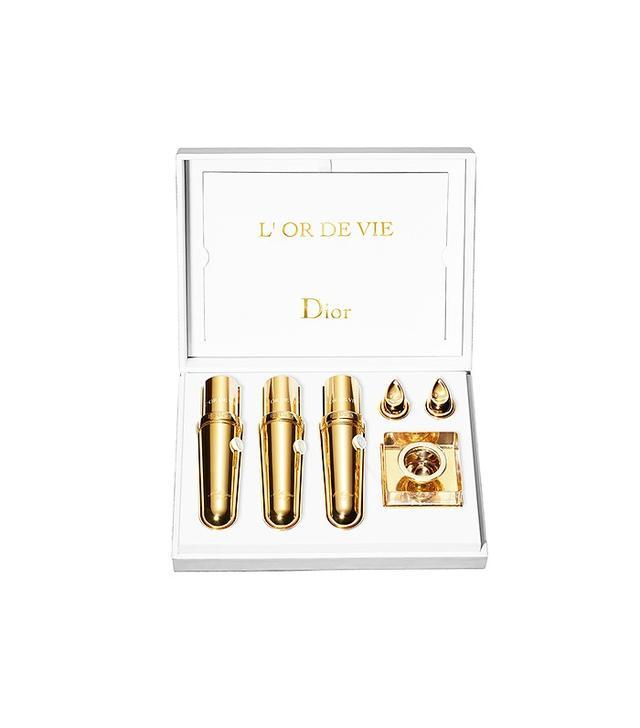 Dior L'Or de Vie La Cure Millésime Serum Set