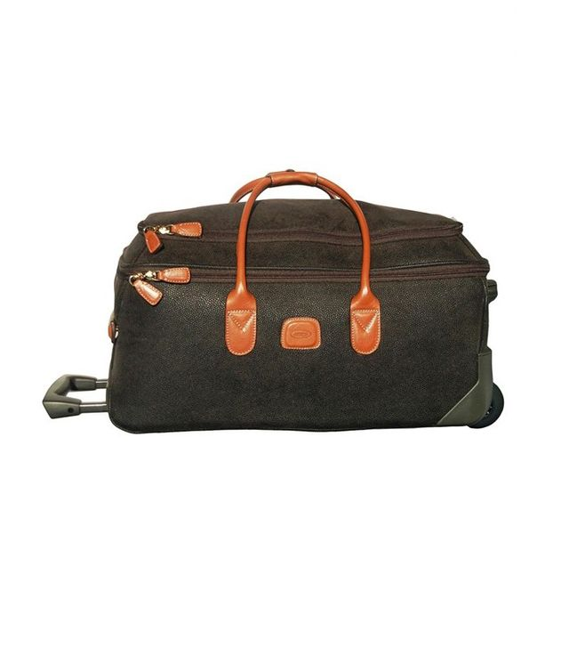 Bric's Life Rolling Carry-On Duffel Bag