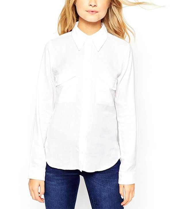 ASOS Fitted Shirt