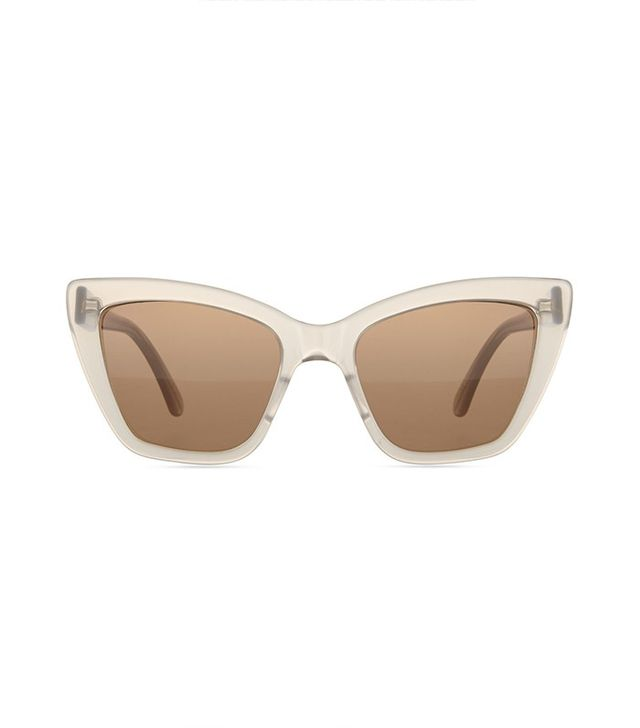 Prism Calvi Caty-Eye Sunglasses