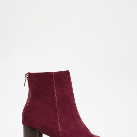 Reese Suede Ankle Boots