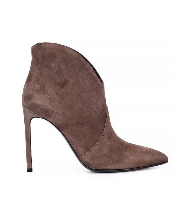 Saint Laurent Stiletto Ankle Boots