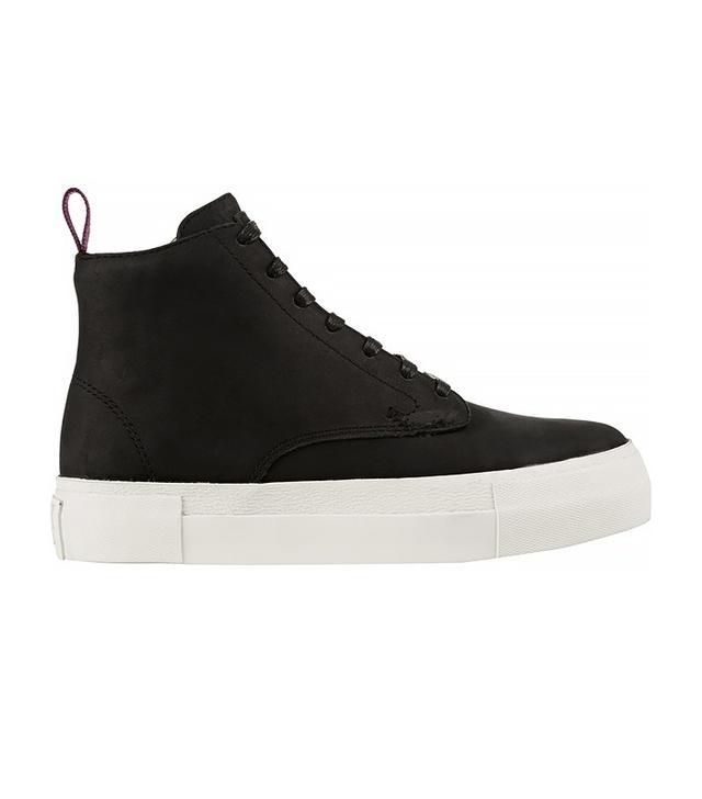 Eytys Odyssey Nubuck High-Top Sneakers