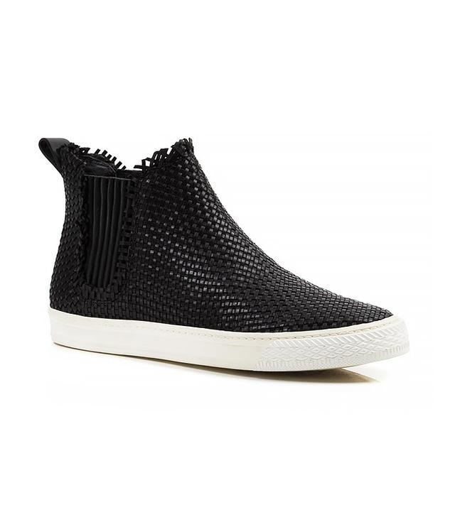 Loeffler Randall Slip On Sneakers – Marlie High Top