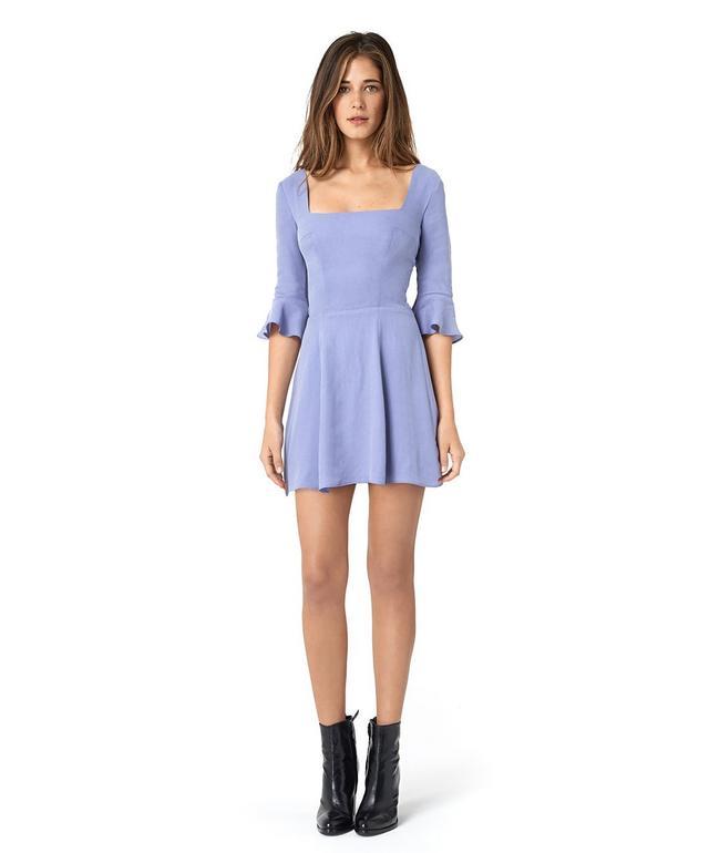 Christy Dawn The Emily Dress in Powder Blue