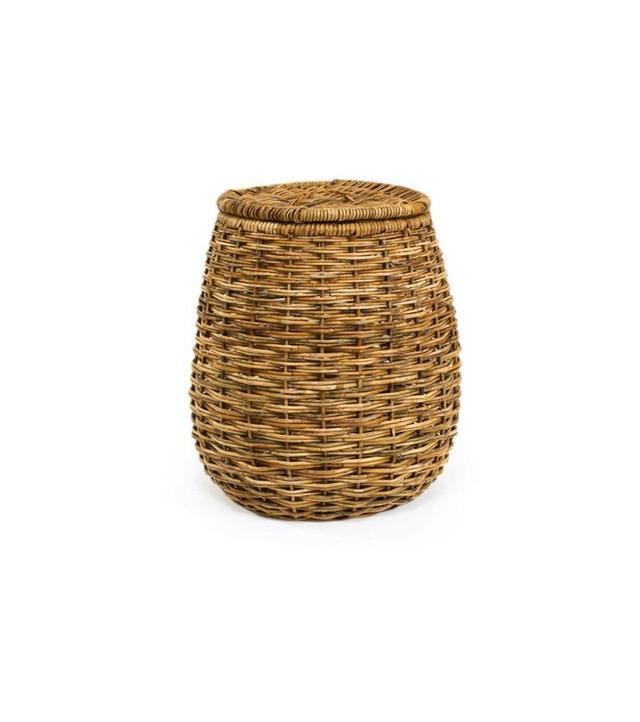 Mainly Baskets Dakota Lidded Basket