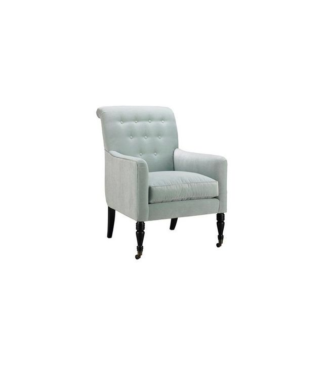 Mr & Mrs Howard Keswick Tufted Chair
