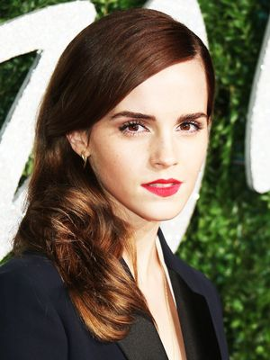 Emma Watson Just Cut Her Hair