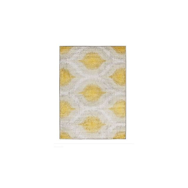 Rug Culture Mikala Modern Rug, Yellow