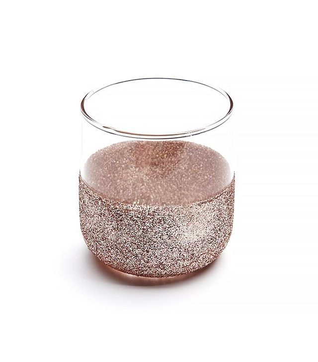 Free People Glitter Votive