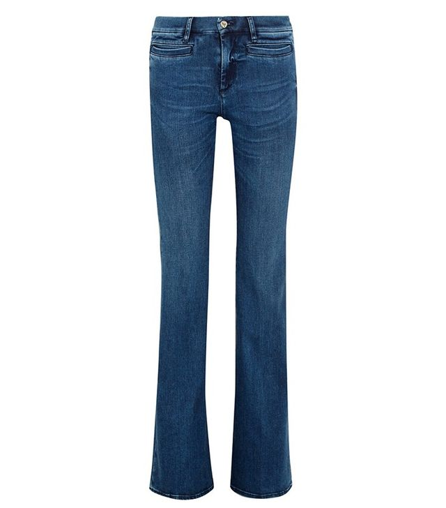 MiH Marrakesh High-Rise Flared Jeans