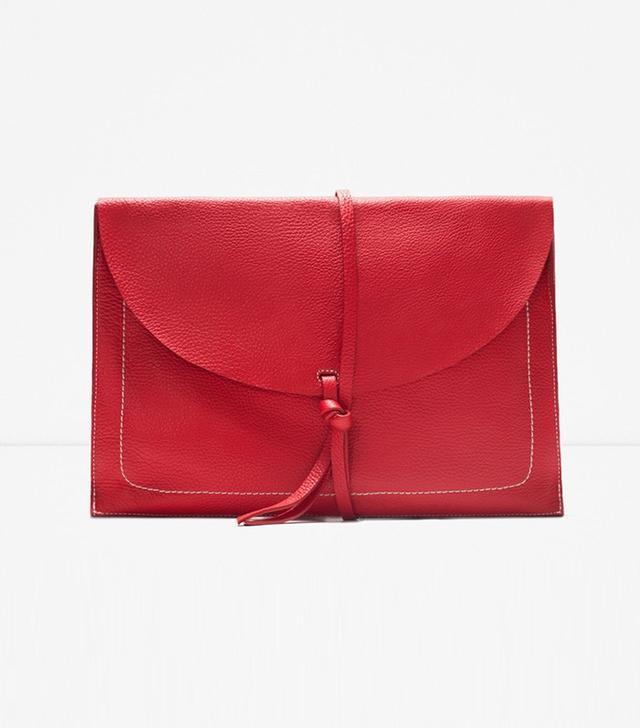 Zara Envelope Clutch