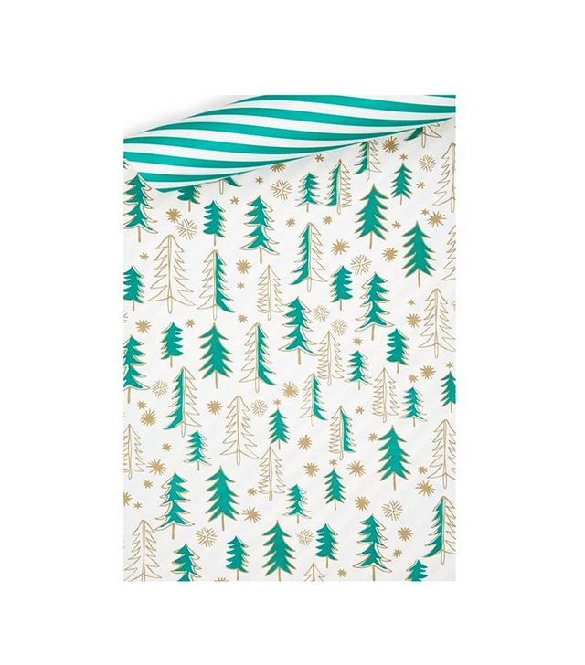 Smock Paper Tree Gift Paper Sheets