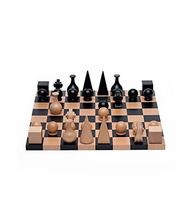 Man Ray Man Ray Chess Set