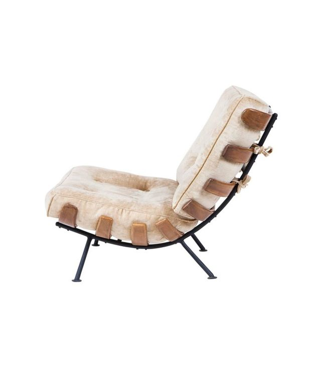 Martin Eisler and Carlo Hauner for Forma Brazil Rib Lounge Chair