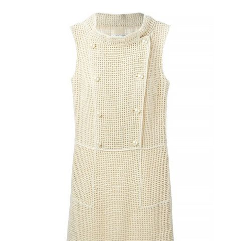 Vintage Knitted Shift Dress