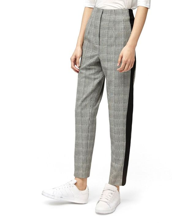 French Connection Empire Check Trousers