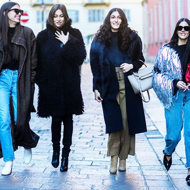 Fashion Squad Goals: The Girl Gang in Style