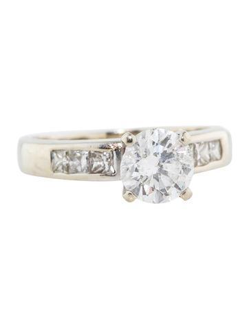 Fine Jewelry 1.80ctw Diamond Engagement Ring