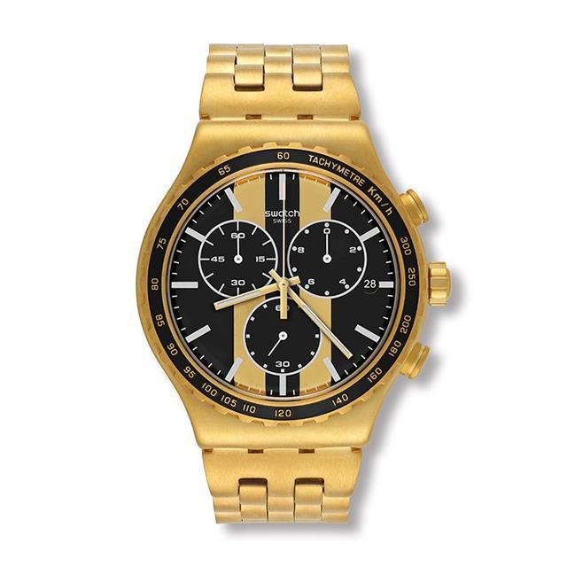 Swatch Golden Fever
