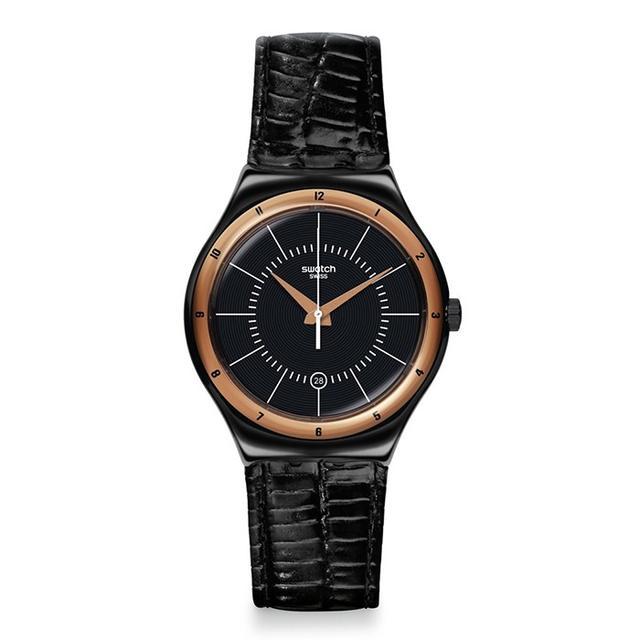 Swatch Black Nachtigall
