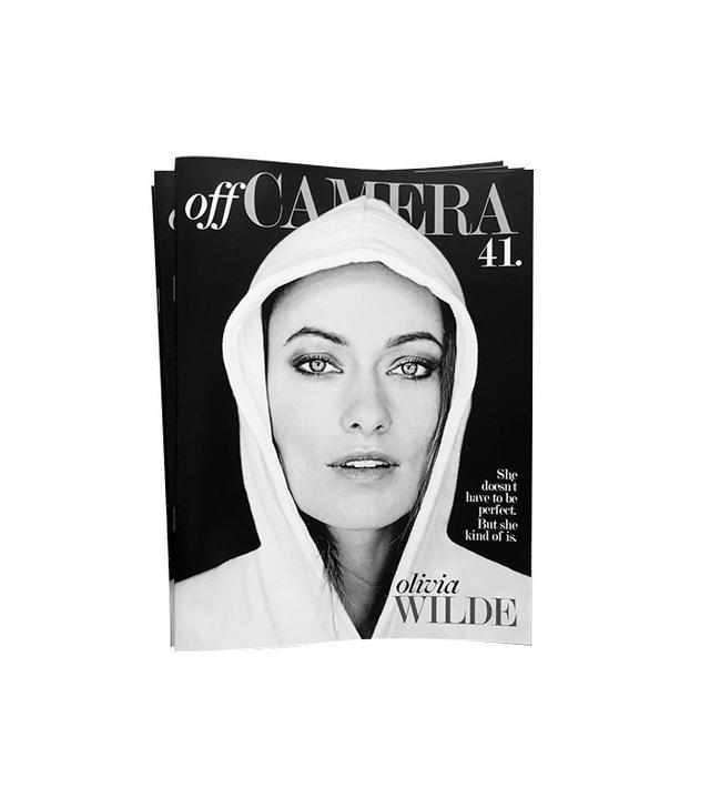 Off Camera Issue 41 Olivia Wilde