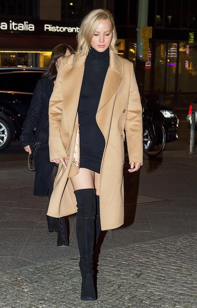 Who: Jennifer Lawrence