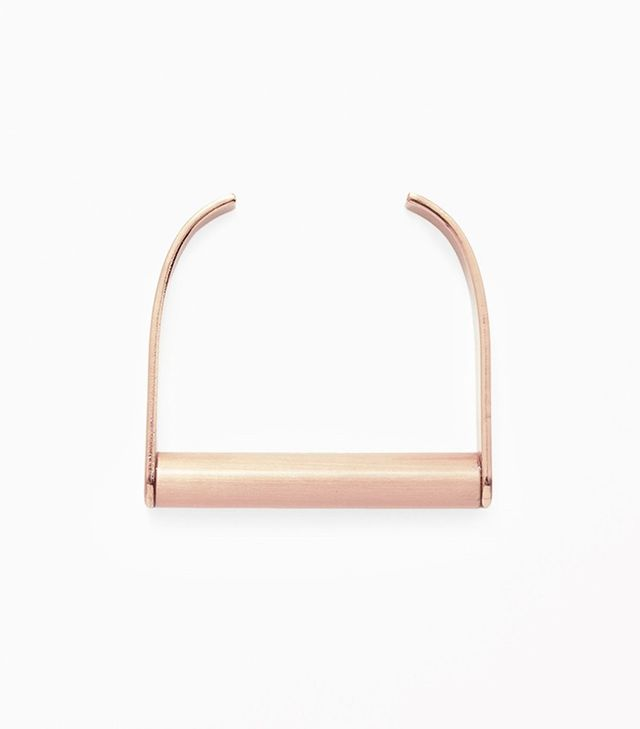 COS Curved Metal Bangle