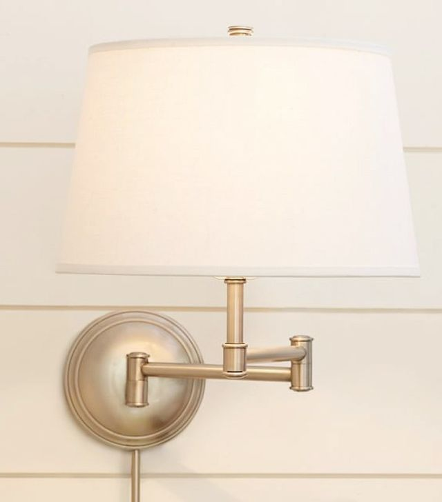 Pottery Barn Chelsea Swing Arm Sconce