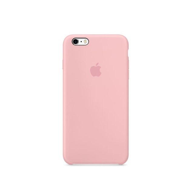 Apple iPhone 6s Plus Silicone Case - Pink