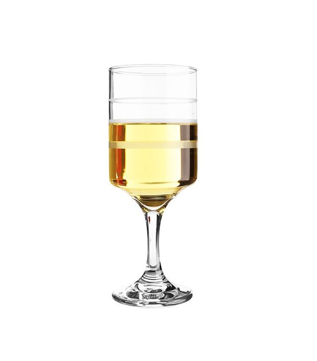 Wine-Trax Measuring Wine and Beverage Glass