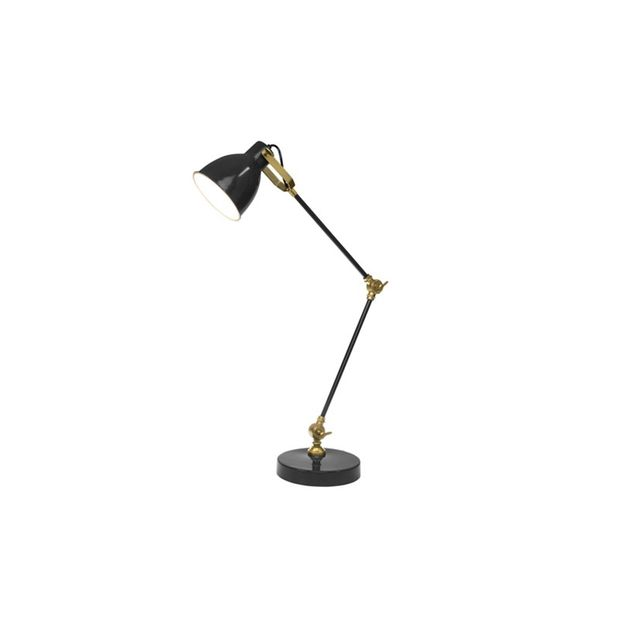 Freedom Lucky Table Lamp For Real Living in Black