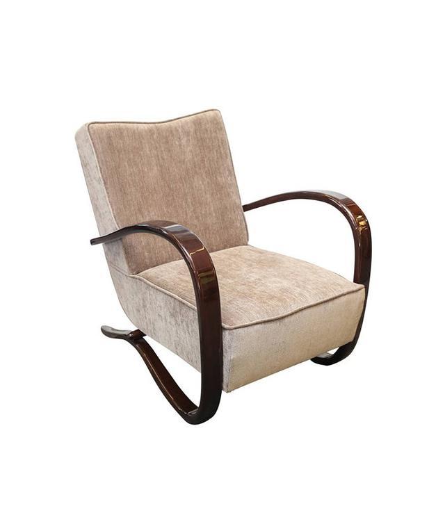 Vintage Art Deco Armchairs