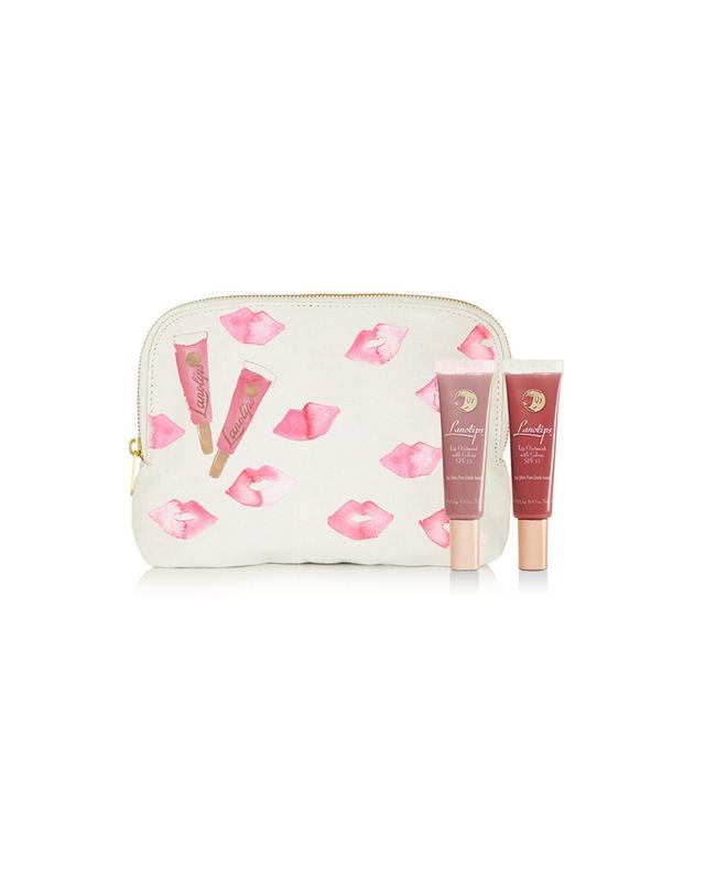 Lanolips Lips Cosmetic Case