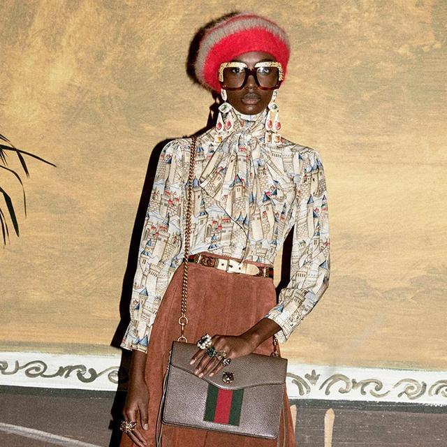 Click Through All of Gucci's Eccentric Pre-Fall Collection