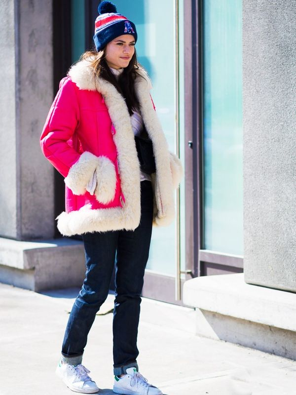 What to Wear in Cold Weather